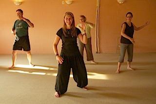 Yang style Tai Chi instructor In Fairfax Virginia