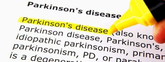 Tai Chi for Parkinson's Disease