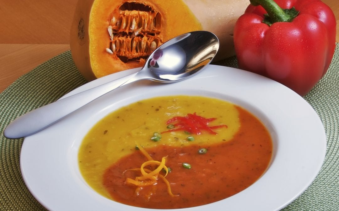 Tai Chi is Like Soup