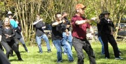 Paul - Singing Bowls Tai Chi Classes in Fairfax County VA World Tai Chi Day