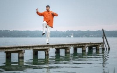 Tai Chi Helps Reduce the Risk of Falling