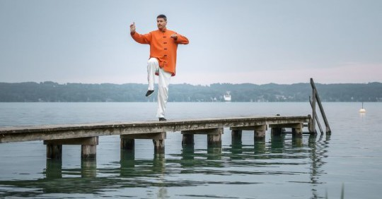 Tai chi increases balance and prevents falls in seniors