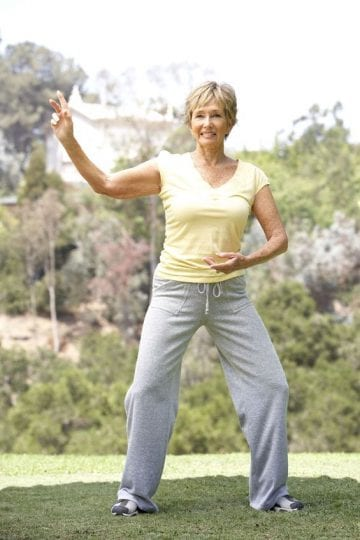 Tai Chi is Beneficial For Seniors