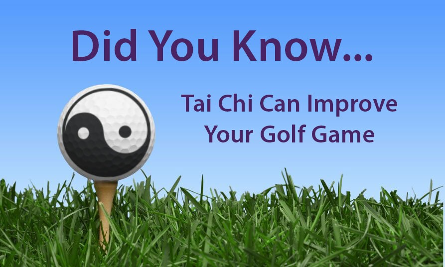 Improve Your Golf Game With Tai Chi