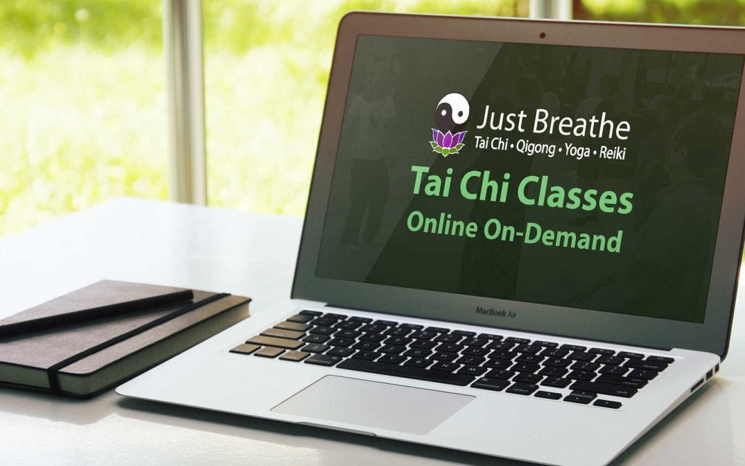 Online On-demand Tai Chi and Qigong Video Classes
