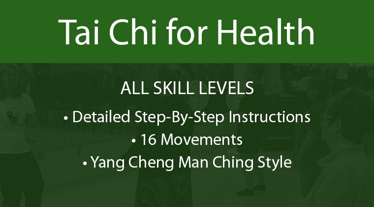 Tai Chi for Health online on-demand video classes