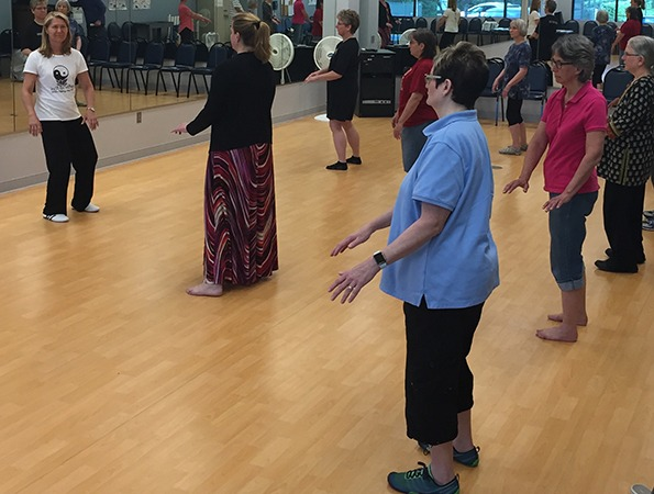 Tai Chi classes and lessons for health