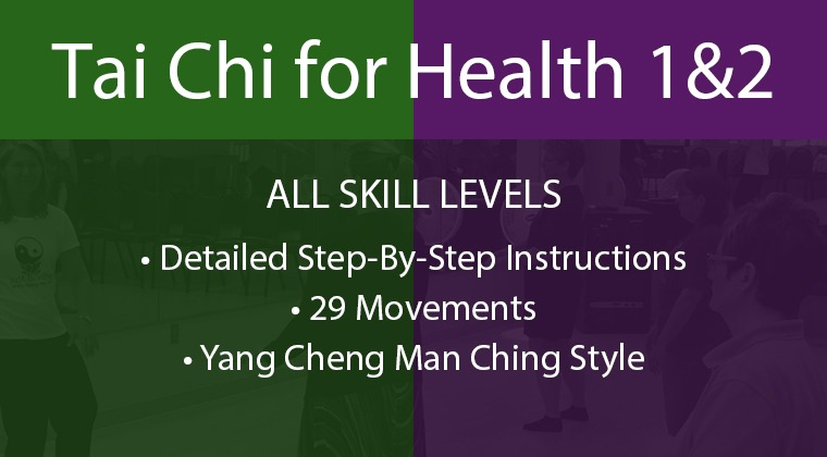 Tai Chi classes and lessons online video on-demand. Tai Chi near me.