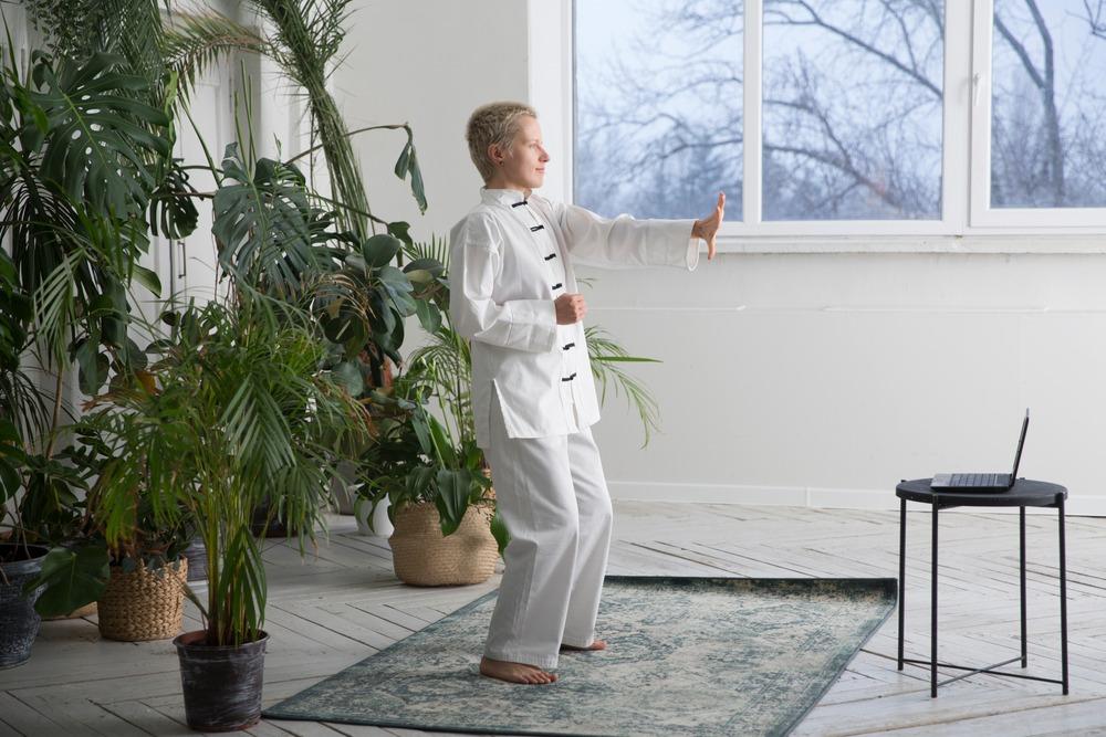 Virtual tai chi classes